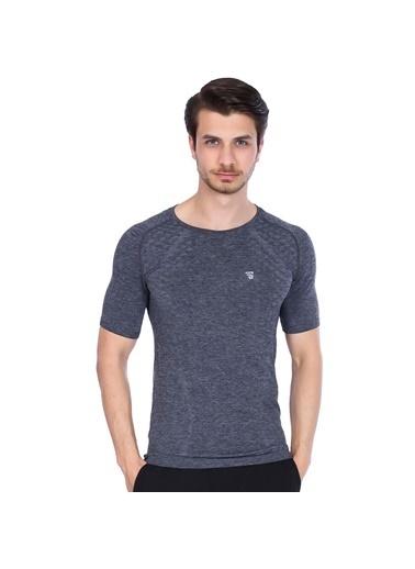 Sportive Tişört Gri